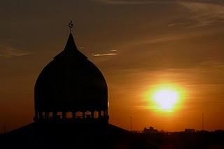 senja_masjid