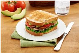Makan Siang Sehat Di Luar Rumah