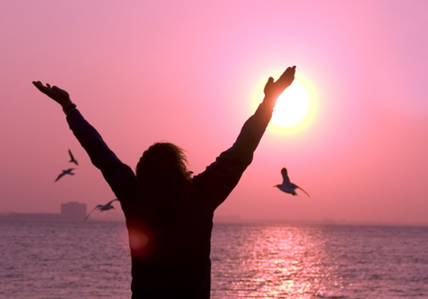 Hidup Penuh Rasa Syukur