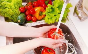 Cuci buah