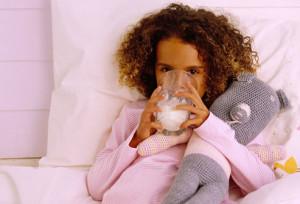 susu milk n sleep