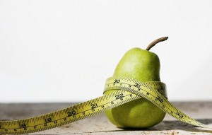 pears and losing weight