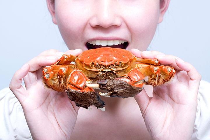 Amankah Ibu Hamil Mengonsumsi Kepiting Health Nutrition Services