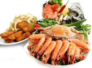 Seafood Mengandung Kolesterol