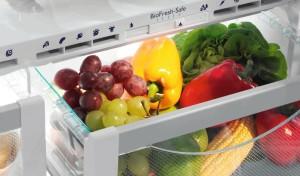 simpan buah sayur