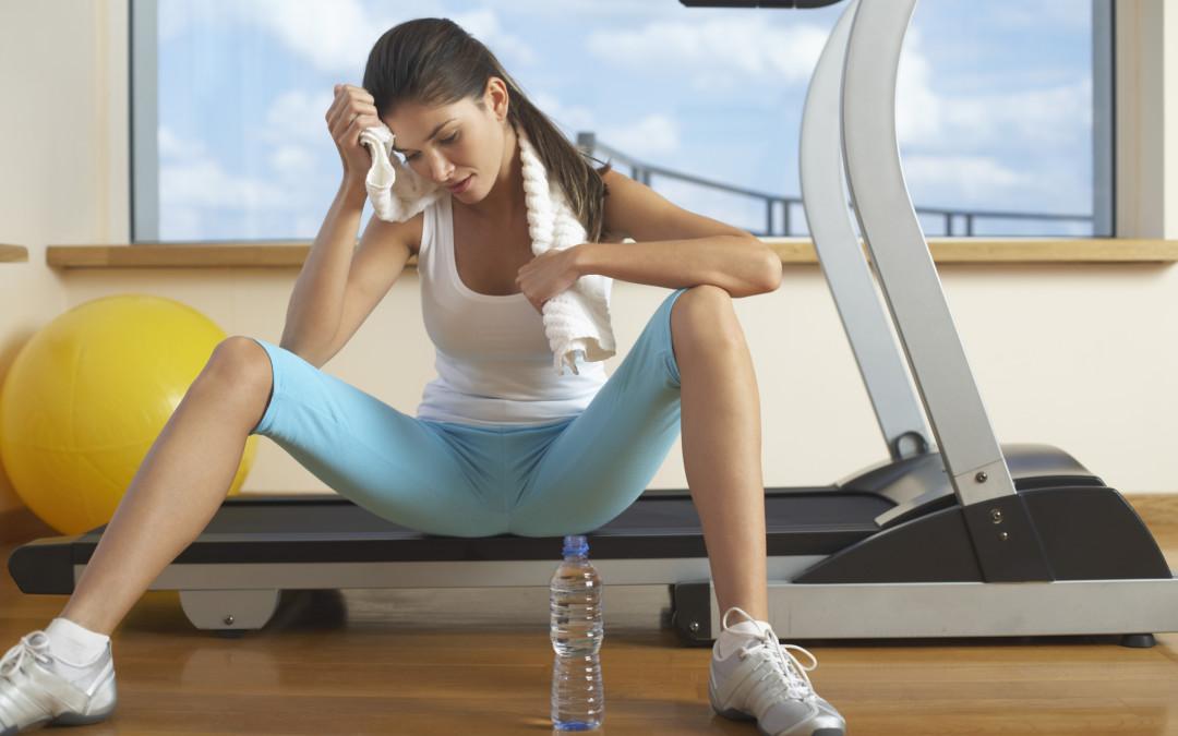 Jangan Berhenti Berolahraga
