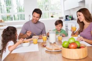sarapan anak