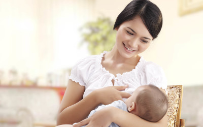 ASI, 'Mukjizat' Bagi Ibu dan Bayi