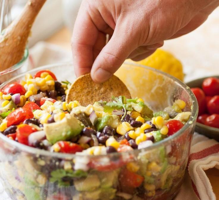 Diet Pelangi, Bukan Sekedar Buah & Sayur Saja