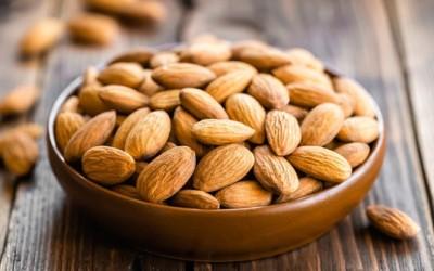 Almond, Kacang Sehat Bermanfaat