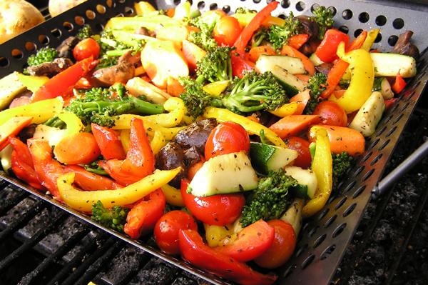 Image result for sayuran dipanggang