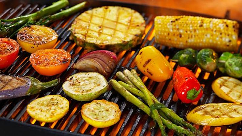 Sehatkah Sayuran Panggang